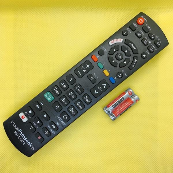 Bảng giá Điều Khiển TV PANASONIC đa năng Remote TV Smart LCD