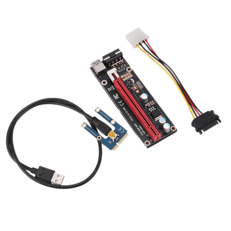 Bảng giá Mini PCIe to PCI Express 16X Riser for Laptop External image Card EXP GDC BTC Antminer Miner MPCIe to PCI-E Slot Mining Card Phong Vũ