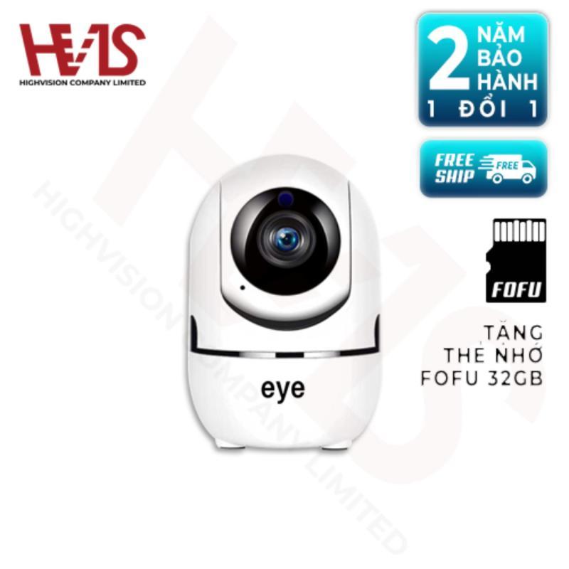 Camera IP WIFI chống trộm chính hãng FF-C1C (720P-1080P) - Màu trắng - Bảo hành 2 Năm (1 đổi 1)