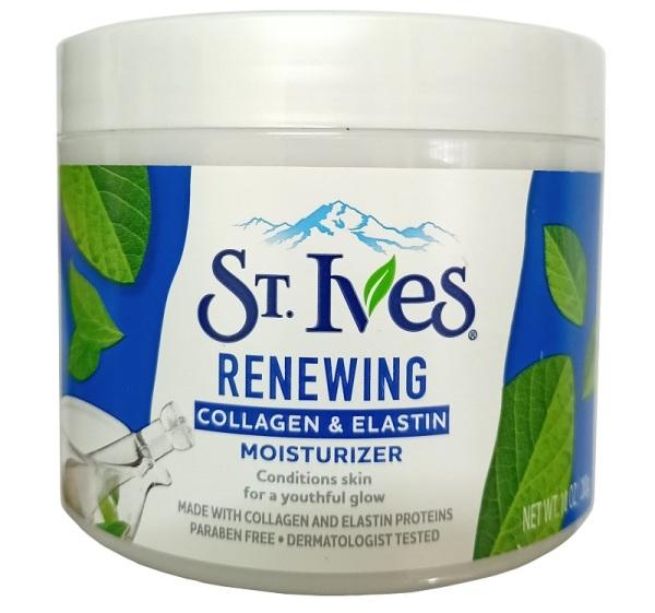 Kem dưỡng ẩm Renewing Collagen & Elastin - Mỹ - 283g nhập khẩu