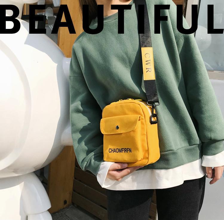 Cơ Hội Giá Tốt Để Sở Hữu |Hàng HOT| Túi đeo Chéo Thời Trang Nữ Phong Cách Hàn Quốc Siêu Hot, Chất Liệu Vãi Bố Cao Cấp