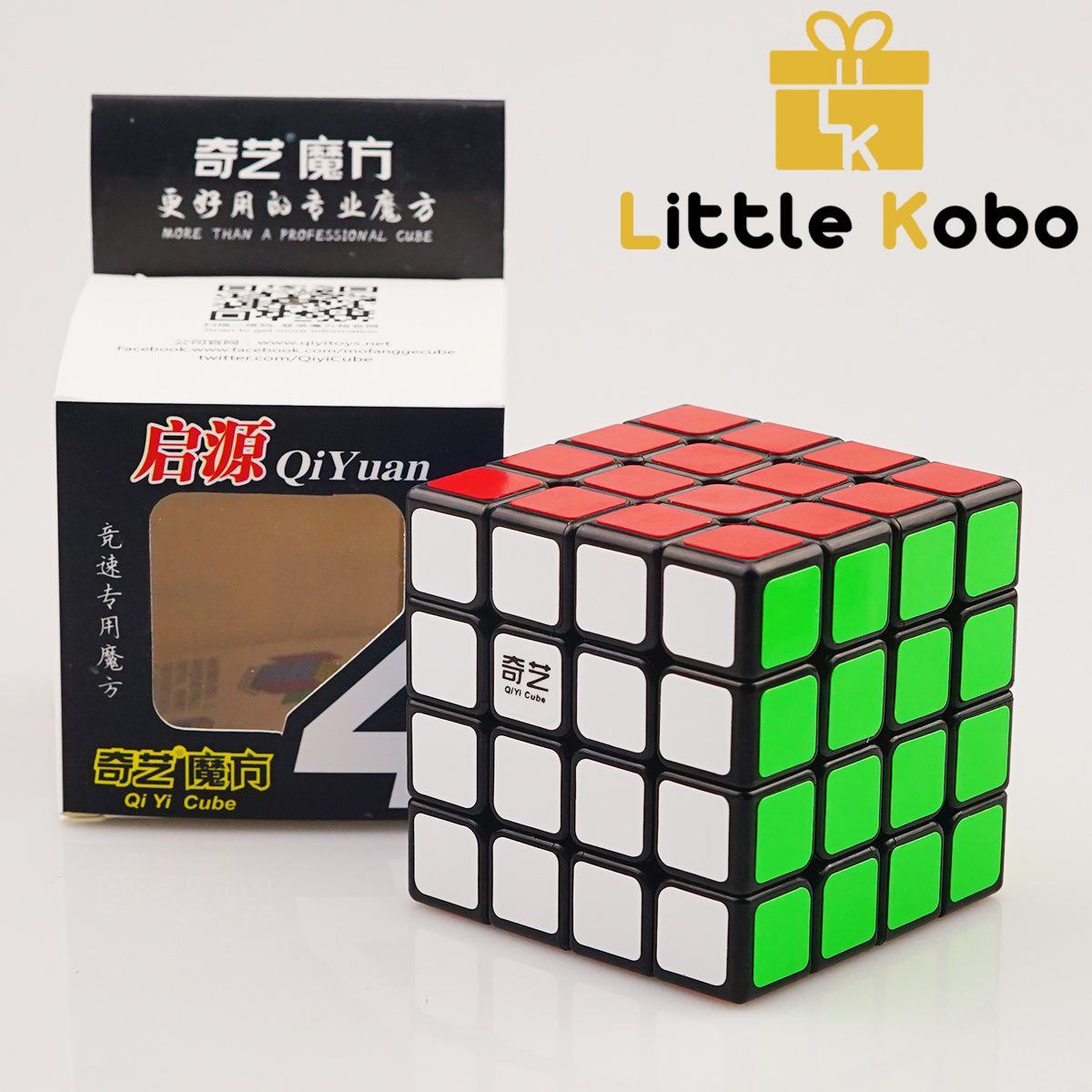 Deal Giảm Giá Rubik 4x4 Qiyi Rubik 4 Tầng QiYuan Khối Lập Phương Rubik
