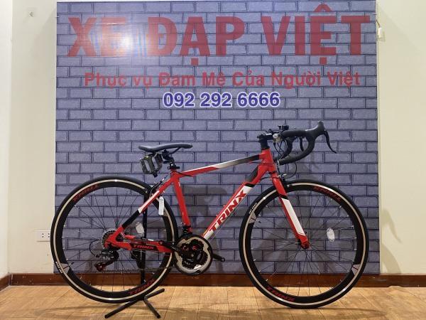 Mua Xe đạp Trinx Tempo 1.0 Màu đỏ