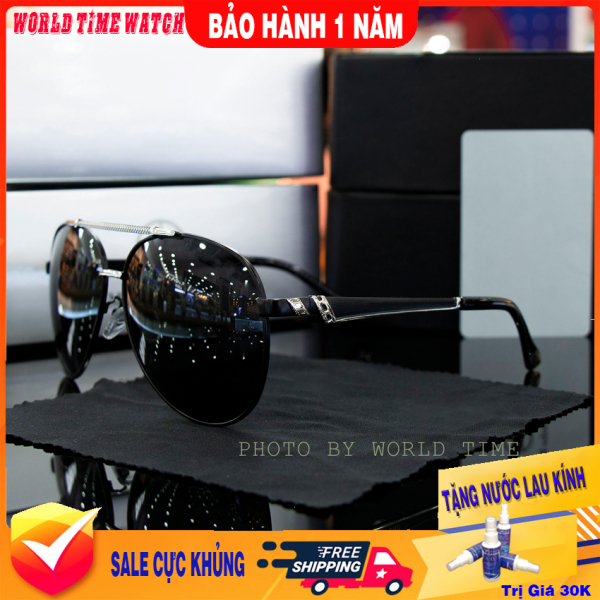 Giá bán Kính mát nam Benz-B001 thời trang cao cấp ,full box, tròng Polazied, chống lóa , chống tia UV cực tốt