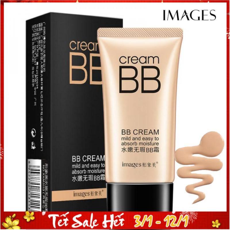 Kem BB che phủ hoàn hảo IMAGES màu tự nhiên kem che khuyết điểm nội địa Trung 40gr TK-BB052