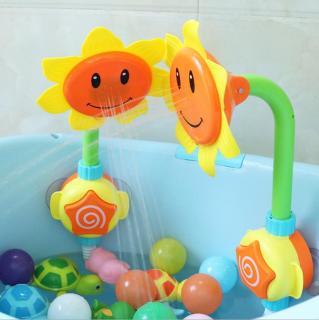Đồ chơi nhà tắm Vòi Sen Hoa Hướng Dương cho bé thích thú tắm thumbnail