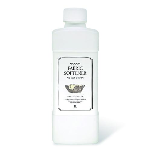 Nước xả vải đậm đặc GCOOP Fabric Softener 1 lít