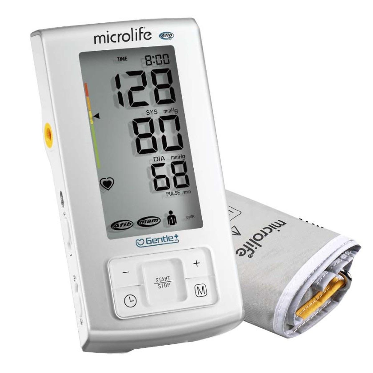 Máy đo huyết áp Microlife BP A6 Basic cao cấp
