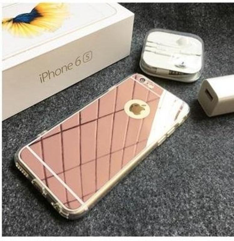 Giá Ốp lưng silicon dẻo tráng gương iPhone 4/4s, 5/5s, 6/6s, 6/ 6s Plus, 7/8, 7/8 Plus