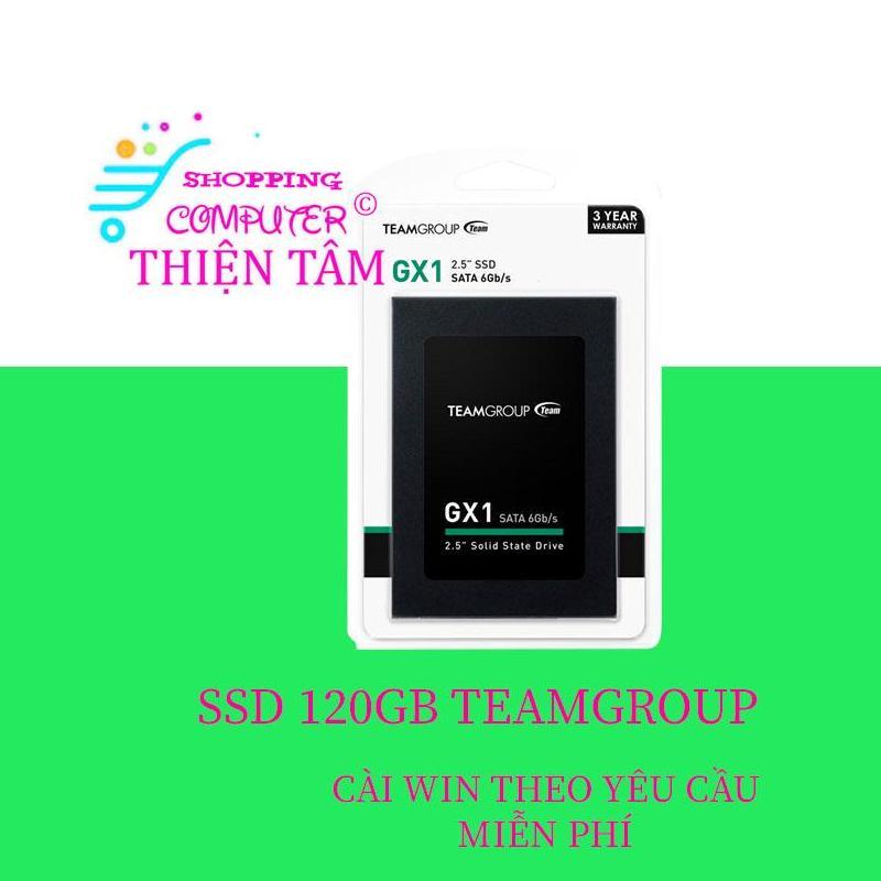 Ổ cứng SSD 120gb - 240Gb Team GX1 Sata III 2.5 INCH Hỗ trợ cài win+ chia ổ đĩa miễn phí