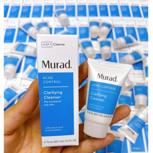 Sữa Rửa Mặt Cải Thiện Và Xóa Mụn Murad Clarifying Cleanser