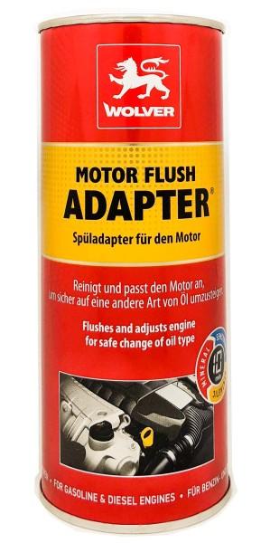 Phụ Gia Làm Sạch Động Cơ Lâu Ngày Wolver Adapter 350ML - Germany( Nhập Khẩu Chính hãng Đức)