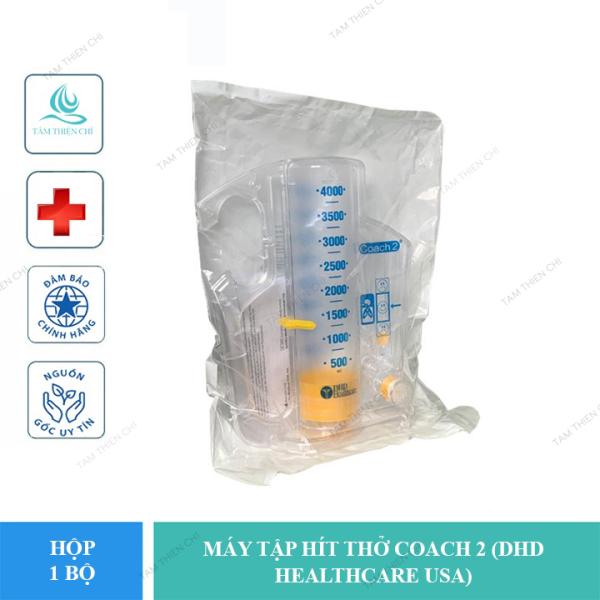 Máy tập hít thở COACH 2 (DHD HEALTHCARE USA)