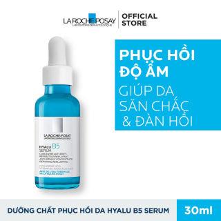 Dưỡng chất chuyên sâu giúp hỗ trợ quá trình tái tạo da La Roche-Posay Hyalu B5 Serum 30ml