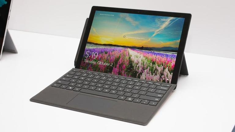 Offer Ưu Đãi Surface Pro 6 Core I5 RAM 8gb SSD 256gb -Tặng Type Cover Bàn Phím - New Seal