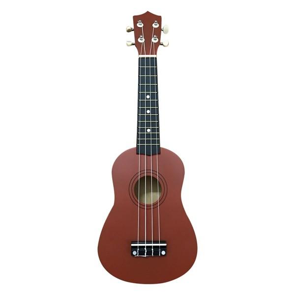 Đàn ukulele soprano đen dễ chơi dễ tập - hàng có sẵn