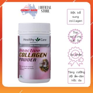 [Hàng Chuẩn ÚC] Bột uống đẹp da - Bổ sung Collagen Healthy Care ÚC thumbnail