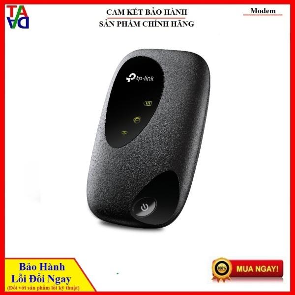 Bảng giá TP-Link M7000 | Bộ Phát Wi-Fi Di Động 4G LTE 150Mbps | Chính Hãng Bảo Hành 24 Tháng 1 Đổi 1 Phong Vũ