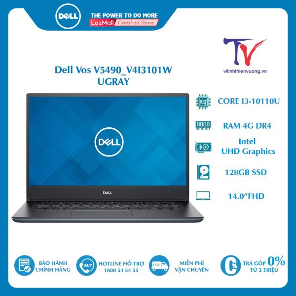 Bảng giá Laptop Dell Vostro 5490 (V5490D) (I5-10210U/8GB/256G SSD/VGA-2G/Win10/LEDKB/Xám/14.0FHD) Phong Vũ