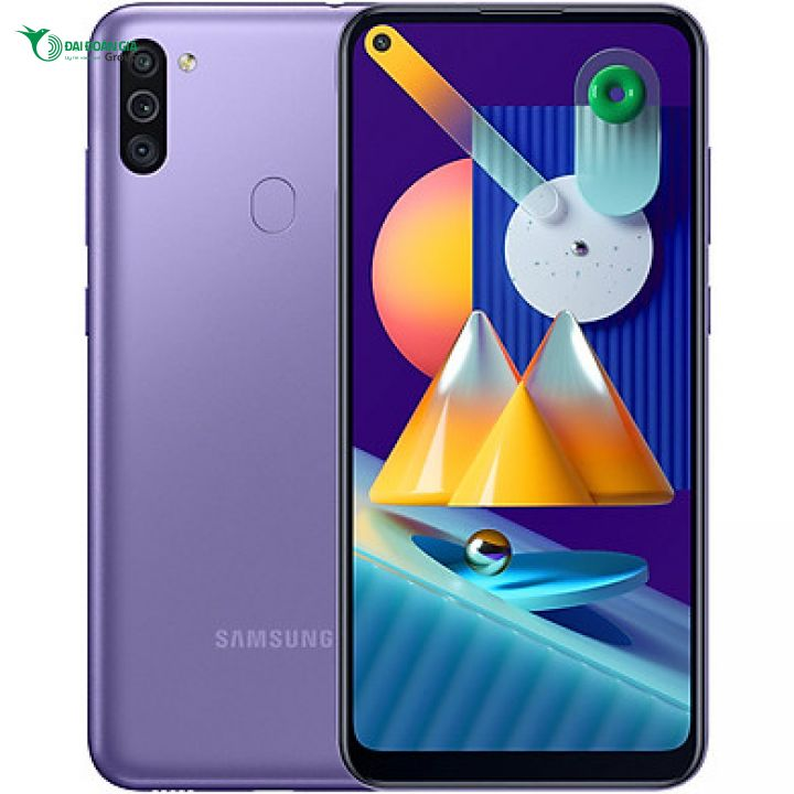 Điện thoại Samsung Galaxy M11 - Hàng Chính Hãng