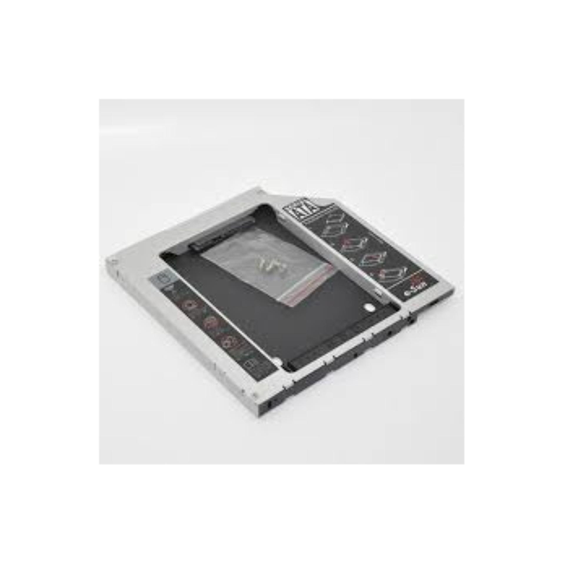 "HDD CaddyBay 2.5"" Sata 9.5mm (Chuyển ổ CD Laptop ra HDD)"