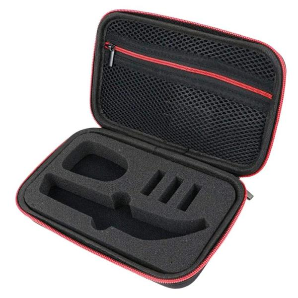 Giá Portable Hard Travel Carrying Case Waterproof Shackproof Storage Bag Eva Protective Case for Hybrid Electric Trimmer Shaver Oneblade Pro Qp150/Qp6520/Qp6510