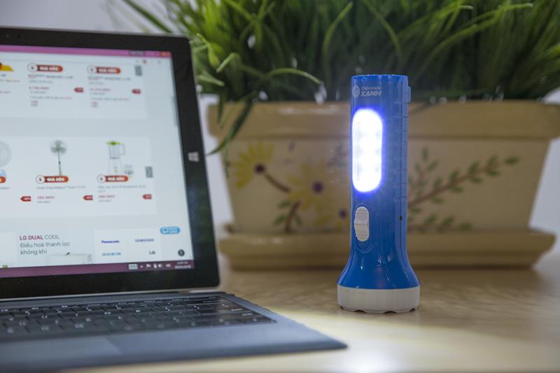 Bảng giá Đèn pin sạc đa năng DMX DS001 Phong Vũ