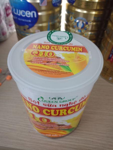 Sữa nghệ Nano Q10