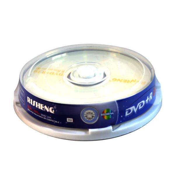Bảng giá Đĩa dvd trắng Đĩa trắng DVD Risheng 1 hộp 10 cái 8.5G hộp box Phong Vũ