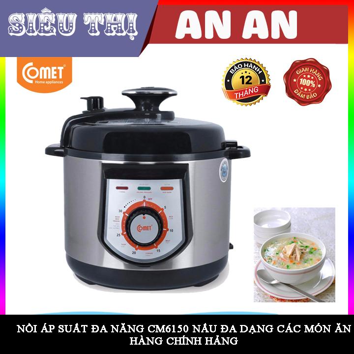Bảng giá Nồi áp suất đa năng CM6150 tiện dụng nấu được nhiều món... Điện máy Pico