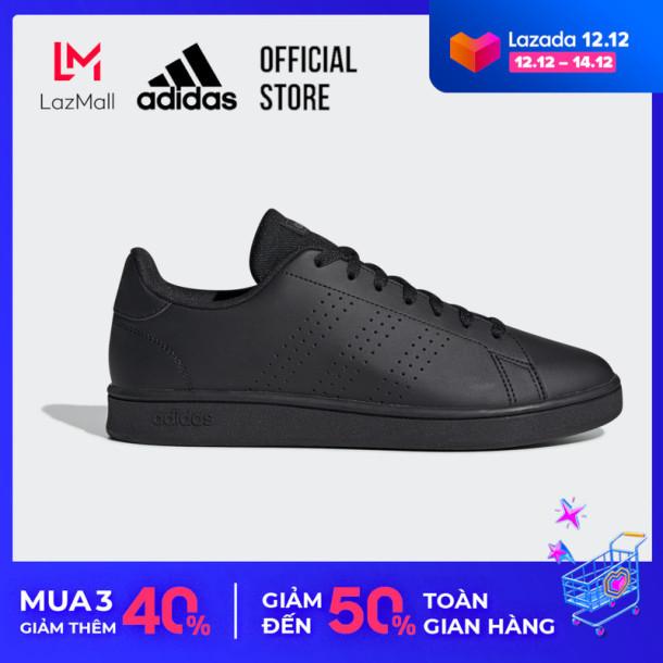 adidas TENNIS Advantage Base Shoes Nam Màu đen EE7693 giá rẻ
