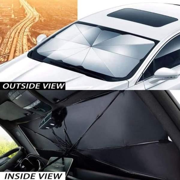 Ô che nắng kính lái ô tô chống nóng và bảo vệ taplo xe