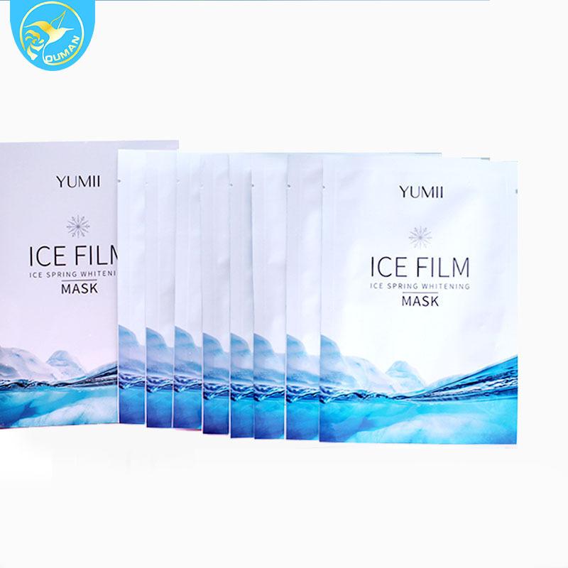 Mặt nạ combo 8 miếng ICE FILM ,mặt nạ dưỡng trắng da ,sáng da tái tạo phục hồi da mặt nhập khẩu