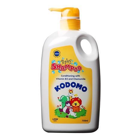 Dầu Gội Kodomo Gentle Soft Vitamin B5 750ml Bất Ngờ Giảm Giá