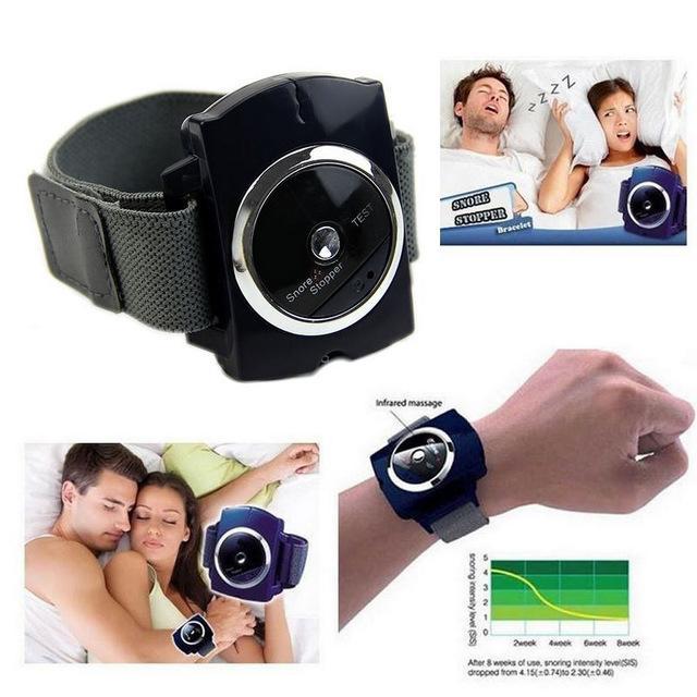 Thiết bị chống ngủ ngáy điện tử đeo tay