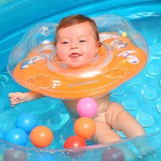 Phao bơi Đỡ Cổ Chống Lật Intime, Phao tập bơi cho trẻ nhỏ loại Cao Cấp, Phao bơi cho bé tập làm quen với nước thumbnail