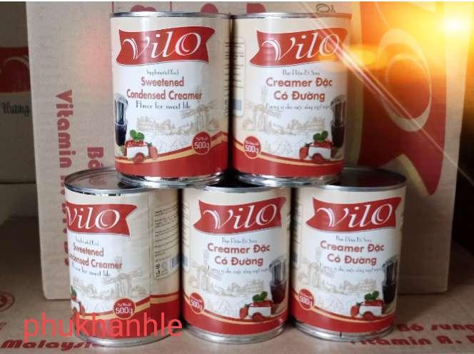 Giá Quá Tốt Để Mua Sữa đặc Vilo Hộp 500g
