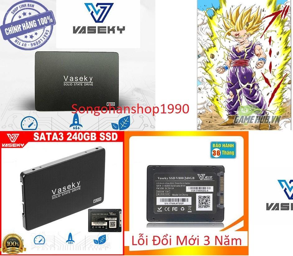 Giá Ổ cứng SSD Vaseky V800 240GB 2.5 Inch