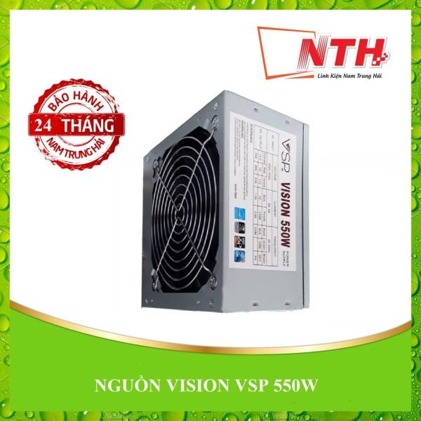 Bảng giá NGUỒN VSP 550W FULL BOX Phong Vũ
