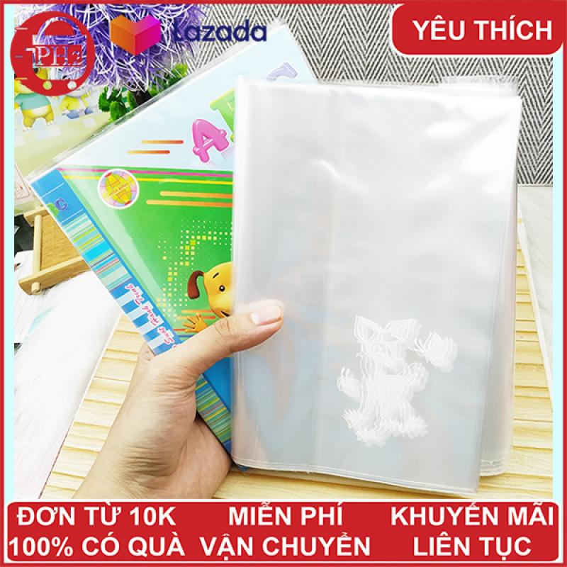 Mua Combo 10 - 20 - 50 bao kính bao tập học sinh giá rẻ ✔bao tập vở ✔bao tập giấy ✔bao tập học sinh ✔Phát Huy Hoàng