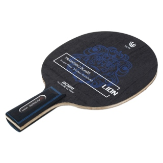BOER Ping Pong Racket Lightweight Carbon Fiber & Aryl Group Fiber Table Tennis Blade 7 Ply Table Tennis Blade thumbnail