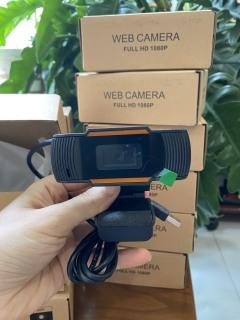 WEBCAM FULL HD 1080P (1920x1080, tích hợp Micro, USB) thumbnail