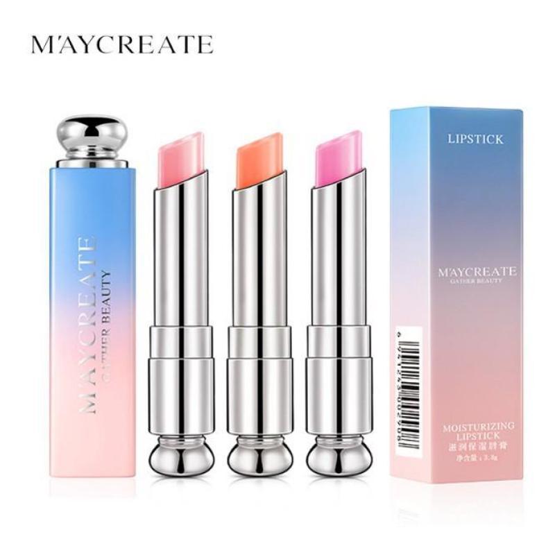 Son dưỡng môi thâm nhạt MayCreate đổi màu MẪU HOT 2020 cao cấp