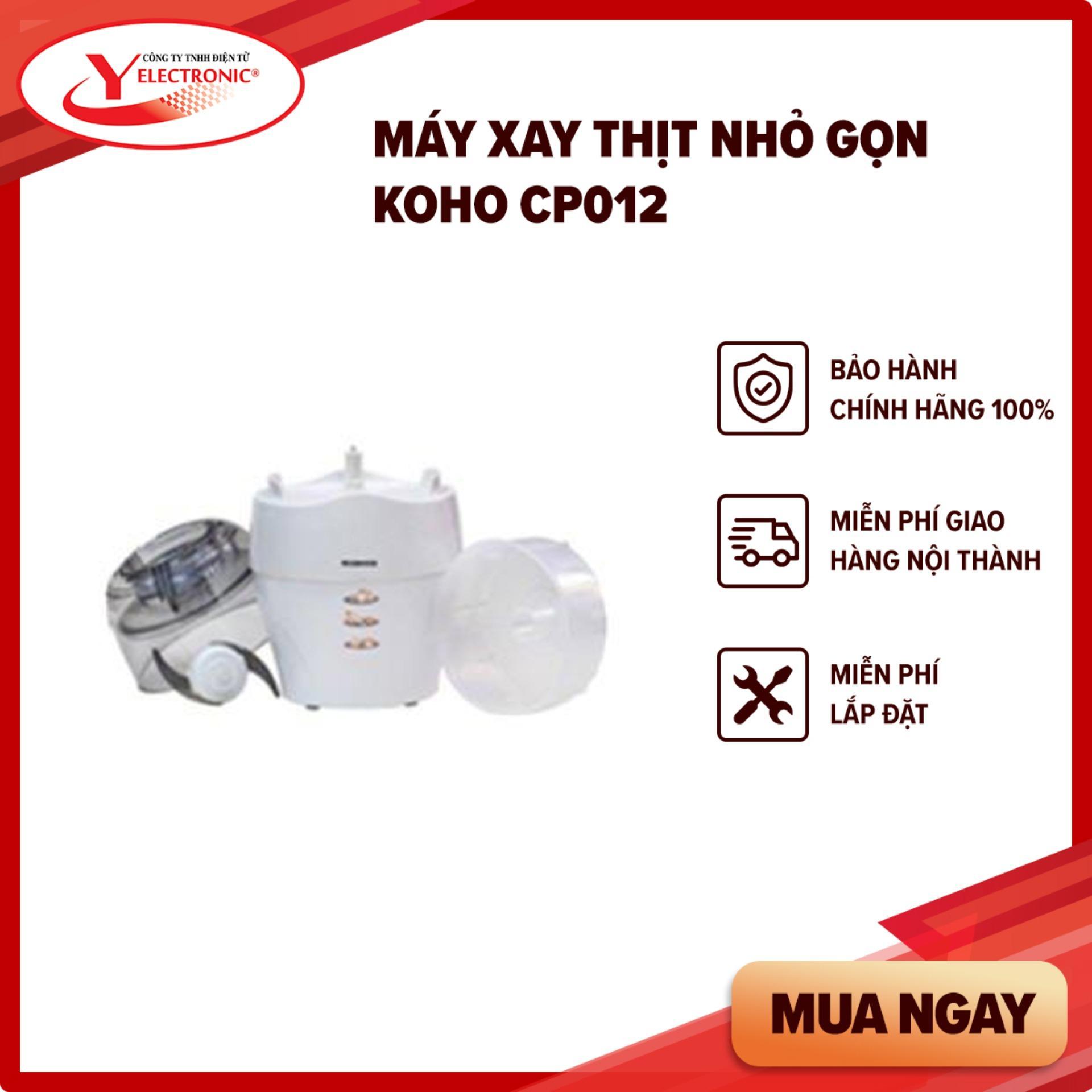 Máy Xay Thịt Nhỏ Gọn Koho CP012