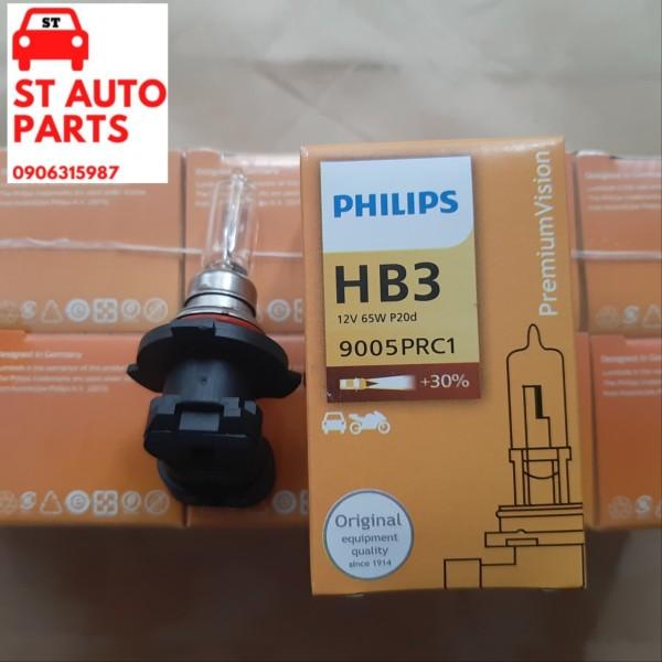 Đèn Philip Premium Vision Chân HB3 9005PRC1 - 12V/65W