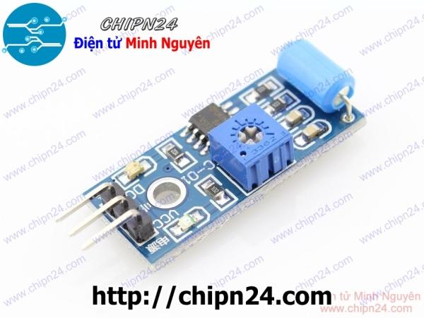 Module Cảm biến rung SW420 SW-420 (xanh)