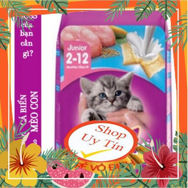 Thức ăn hạt cho mèo con Whiskas junior 1.1kg