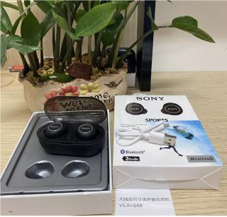 Tai nghe Bluetooth Sony D76 TWS Không Dây Bản SPORT True Wireless Cao Cấp -Rất Ấm Bass-Treble Rõ Ràng Bảo Hành 1 Đổi 1 Trong 7 ngày thumbnail