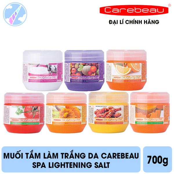 Muối Tắm Làm Trắng Da Carebeau Spa Lightening Salt 700g giá rẻ