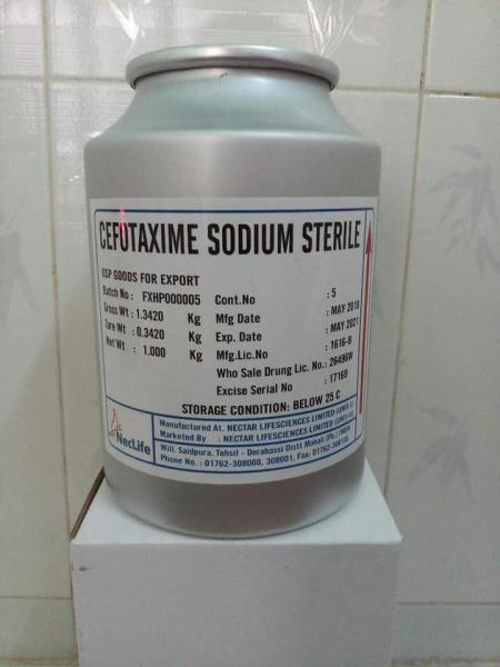 thùng 6 lon cefotaxime phòng ngừa các bệnh trên tôm cá và các loài thủy sản